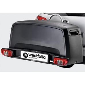 WESTFALIA Transportbox, Anhängekupplungsträger